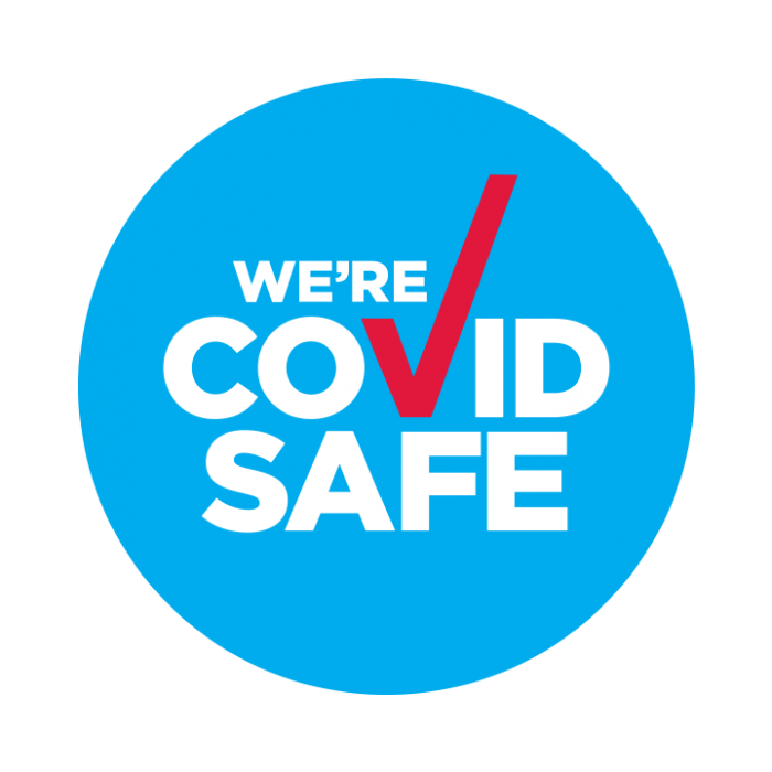 We are COVID Safe busi